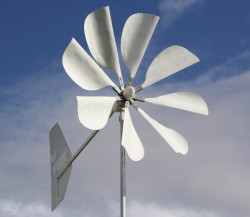 A Wind Turbine of a New Type